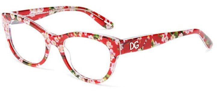 ca34f140cf8b0 Dolce   Gabbana Women s Almond Flowers Cat Eye Acetate Frame Sunglasses
