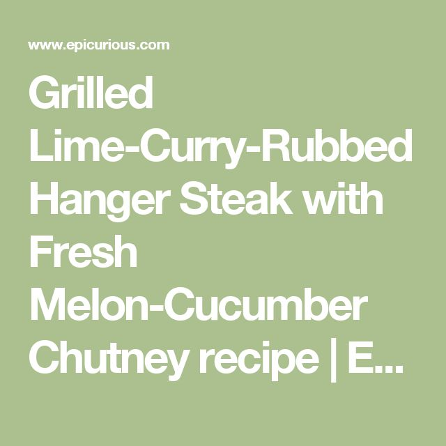 The 25+ best Cucumber chutney ideas on Pinterest ...
