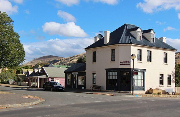 Richmond historic town, Tasmania