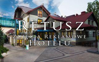 Zdjęcia reklamowe hotelu Tatarscy w Kalwarii Zebrzydowskiej