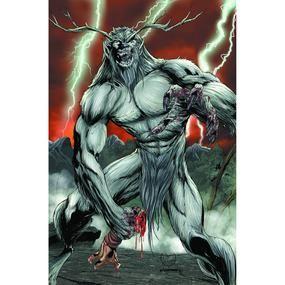Image result for wendigo marvel painting monsters