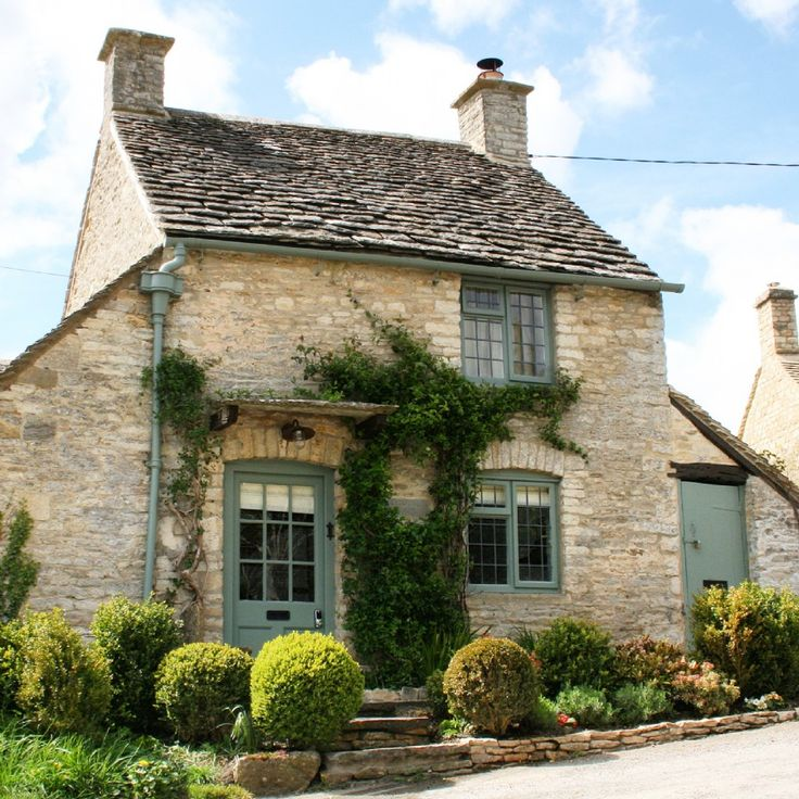Stone Farmhouse Exteriors best 25+ english cottage exterior ideas on pinterest | brick