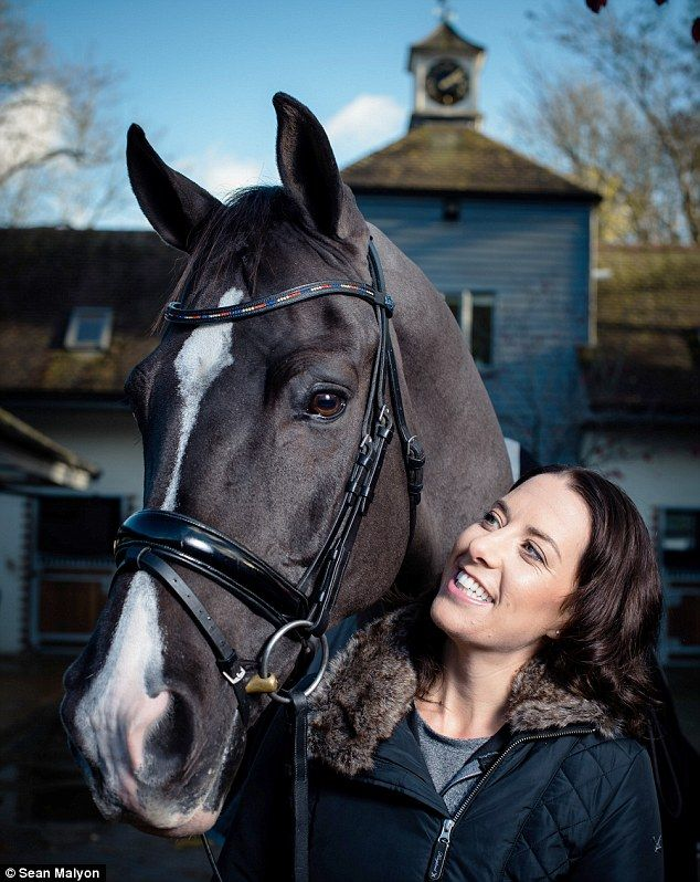 Medals, marriage and my two true loves: an exclusive catch-up with Charlotte Dujardin, Britain's most successful Olympic equestrian | Daily Mail Online