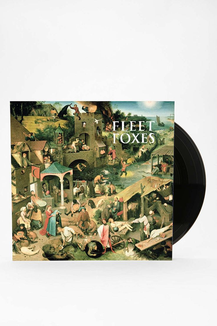 Fleet Foxes - Fleet Foxes 2XLP + MP3 - Urban Outfitters