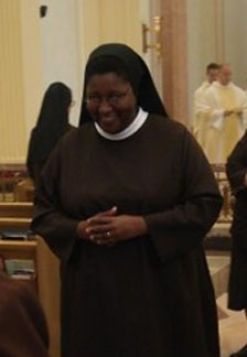 Sister Mary Joseph Exits The Chapel Wearing Her New Wedding Ring Have You Ever Seen