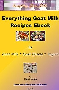 Everything goats milk. Literally everything! How to milk, the whole process, n lots of recipes