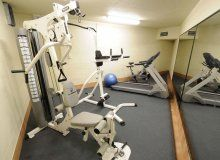 Aruba Beach Resort - Gym - Broadbeach Resort Apartments