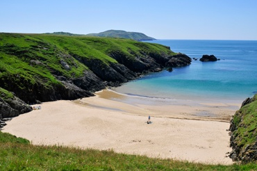 Porth Iago, Llyn Peninsula, Wales- would love to visit here soon with friends and family