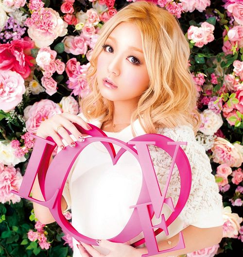 popsister:  Kana Nishino 「Love Collection」