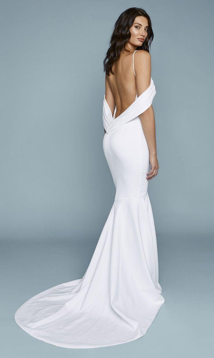 Mejores 9 imágenes de vestido novia en Pinterest | Vestidos de novia ...