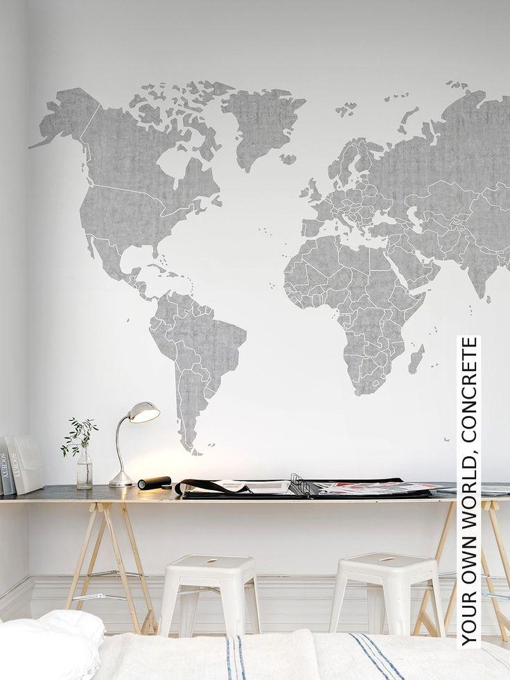 20 best Deko images on Pinterest Crafts, Home decor and DIY - moderne wandgestaltung wohnzimmer lila