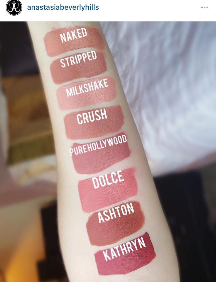 Abh liquid lipsticks