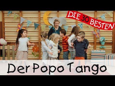 Der Popo Tango - Singen, Tanzen und Bewegen || Kinderlieder - YouTube