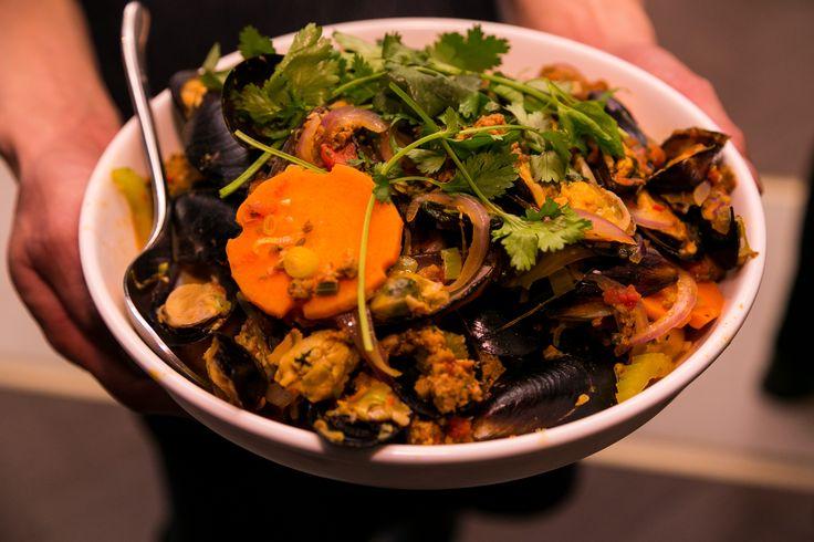 Evento en el restaurante Chelsea en Shanghai