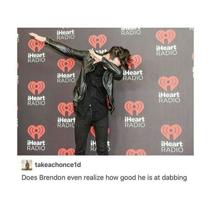 Honestly, I hate when people do the dab thing, but it's beebo and I can't get mad