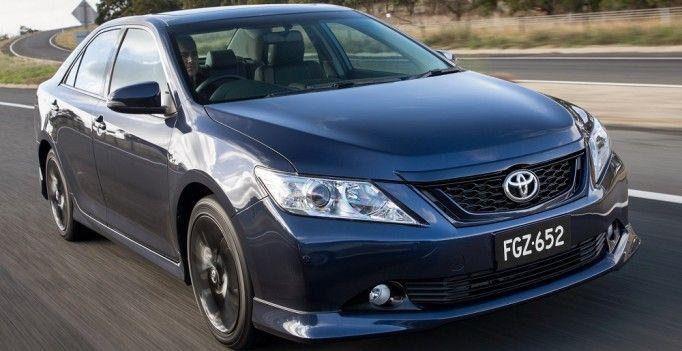 2015 Toyota Aurion Sportivo Review http://behindthewheel.com.au/2015-toyota-aurion-sportivo-review/