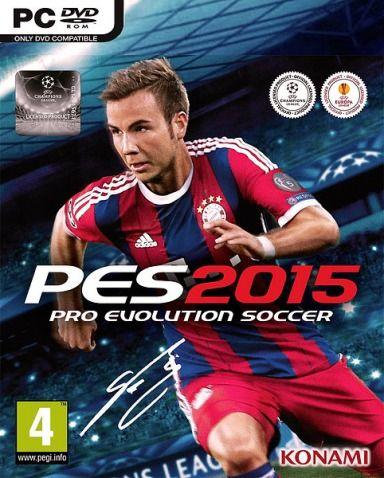 Pro Evolution Soccer 2015 [Español] [6 GB] [ULD-UL-RF-RG]