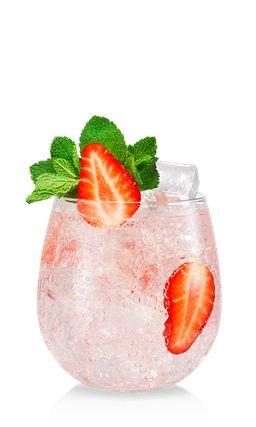 Malibu Rose Spritz Recipe With Images Spritz Recipe
