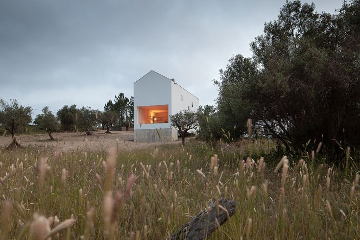 Image 1 of 55 from gallery of Fonte Boa House / João Mendes Ribeiro. Photograph by José Campos