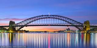 Image result for waterfall off sydney harbour bridge