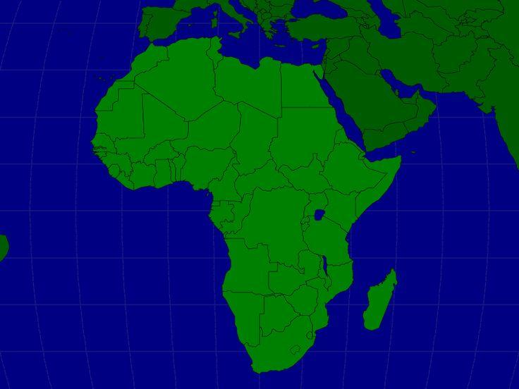 CC1 Africa, South America, Canadian Province, etc.