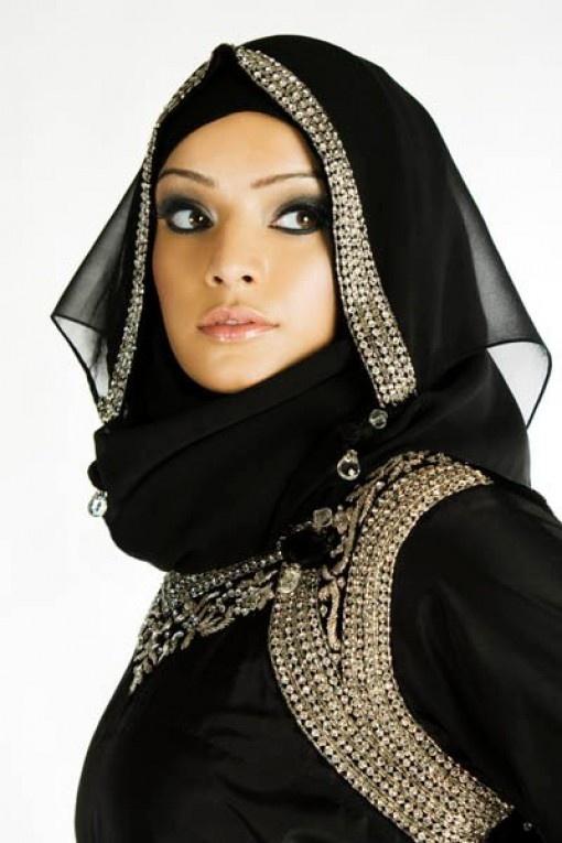 Abaya Couture 2012