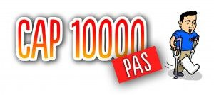 Cap 10000 pas au Japon bannière