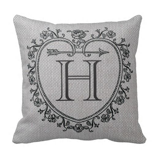 Victorian Heart Throw Pillows : 44 best images about Gray Bedroom on Pinterest Music bedroom themes, Floral throws and Gray ...