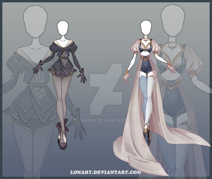 [Open] Design adopt_99-100 by Lonary.deviantart.com on @DeviantArt