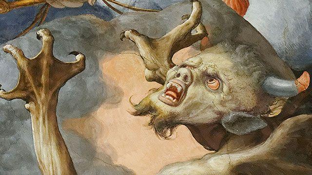 O demônio não é uma superstição/The devil is not a superstition