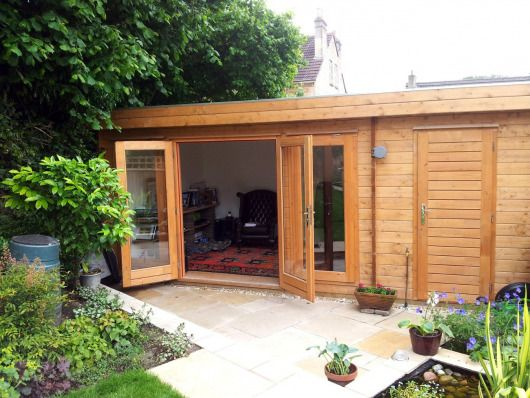 Somerset the perfect garden office or studio