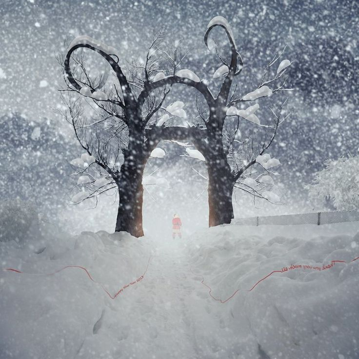 фотоманипуляции румынского фотографа Caras Ionut