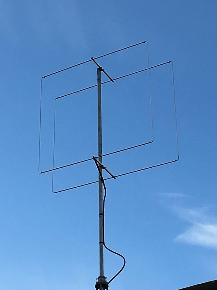 194 best Antennas images on Pinterest | Radios, Ham radio antenna ...