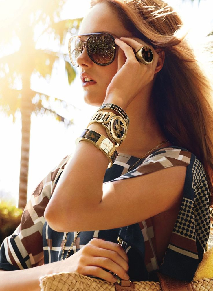 Michael Kors Sunny Summer 2013 Catalogue Stars Karmen Pedaru - Page 2 of 2 | Fashion Gone Rogue: The Latest in Editorials and Campaigns