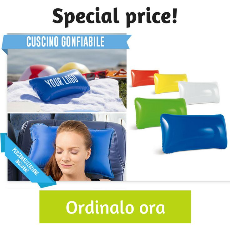 #specialprice on beach pillow   Don't miss it! Many colors available, 1 color customization included!  You can find it there:http://www.sadesign.it/it/promozione