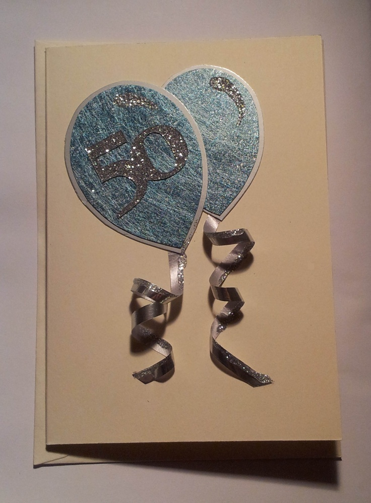 17 Best images about HANDMADE CARDS by ME – 50 Birthday Card Ideas