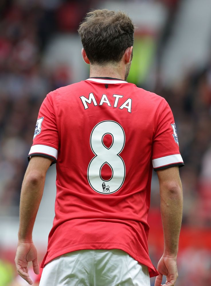 @manutd's Juan Mata has become a fan favourite at the club since his January transfer from Chelsea in 2014.