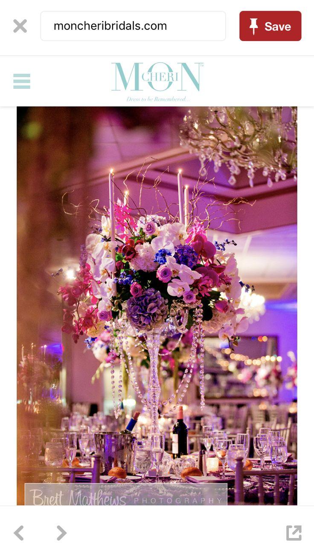 26 mejores imágenes de Wedding centerpieces en Pinterest | Centros ...