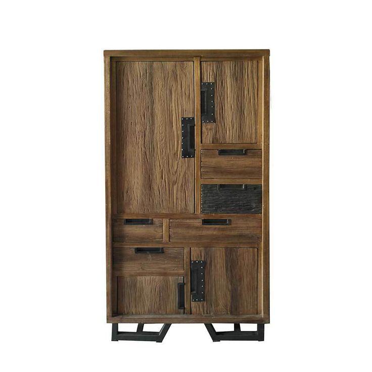 Wohnzimmerschrank Holz Massivholzschrank Vitrine Massiv Weitereschraenke Schrank Esszi Holzschrank Vollholzschrank Wohnzimmervitrine
