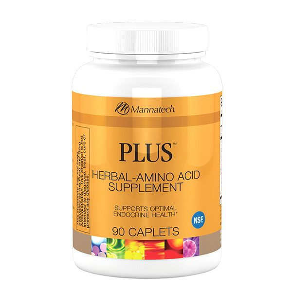 PLUS™ | Provide crucial support for your endocrine health
