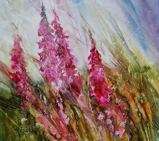 ann blockley | Ann Blockley -Watercolour Artist