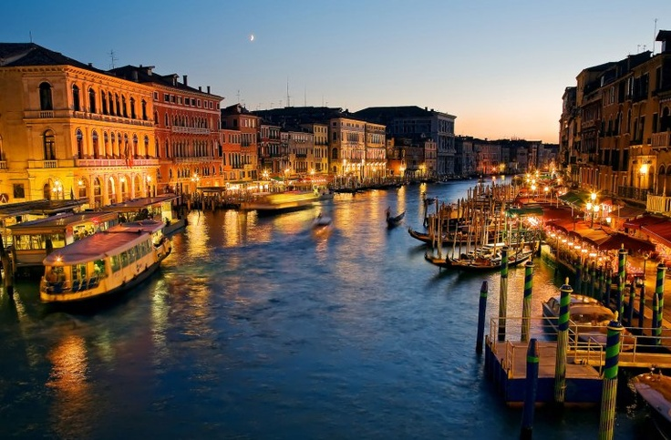 Venice, Italy   (go back to, been there and this pic does not do it justice!)