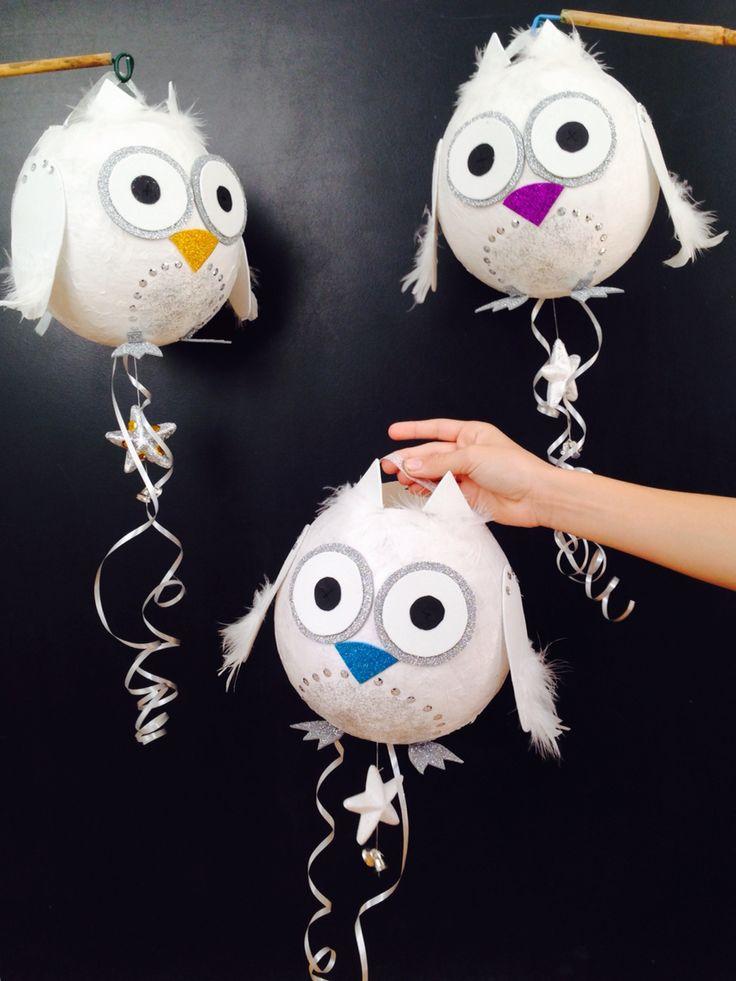 / owl lantern// Laterne selber basteln - Lampion für den Laternenumzug #St.Martin #Laterne #basteln #Lampion #kinder #minidrops