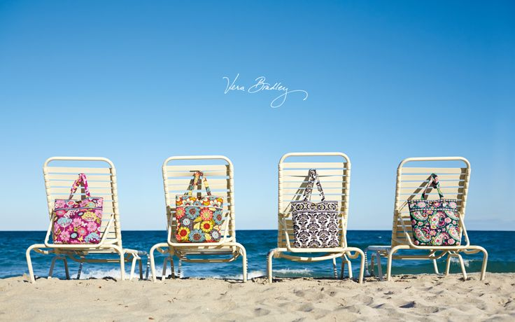 Beach Chair Desktop Wallpaper: Vera Bradley Summer 2014 Pattern Beach Chair Desktop