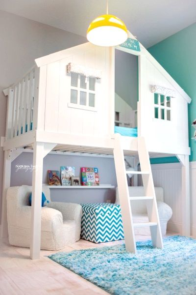 kids Bedroom Ideas and Designs For Girls