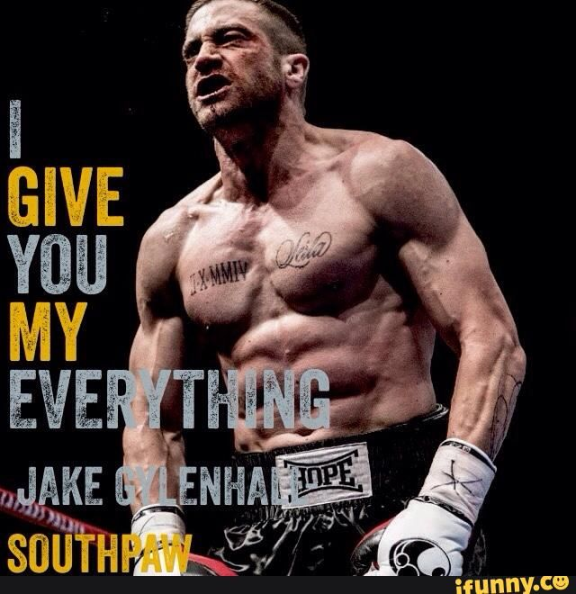 southpaw movie quotes - Google Search