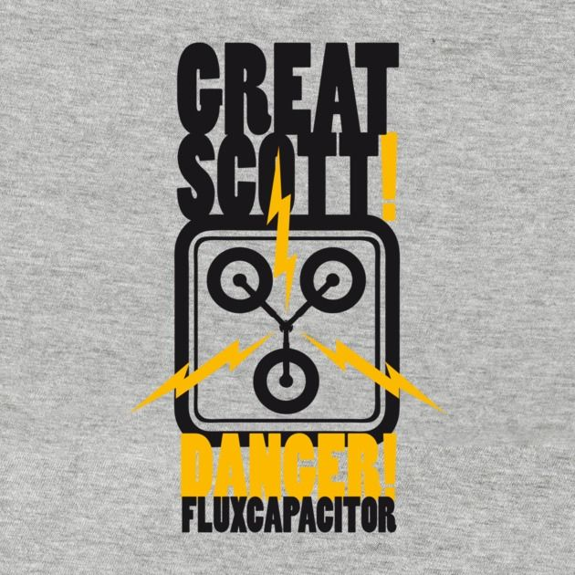 Check out this awesome 'Flux+Capacitor' design on TeePublic! http://bit.ly/1xAyA28