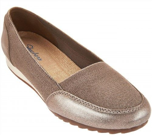 60.37$  Watch now - http://vievo.justgood.pw/vig/item.php?t=6qfw5o31214 - Skechers Relax Fit Pad Texture Slip-on Shoes Rome Alla Mode Taupe 7M NEW A276344