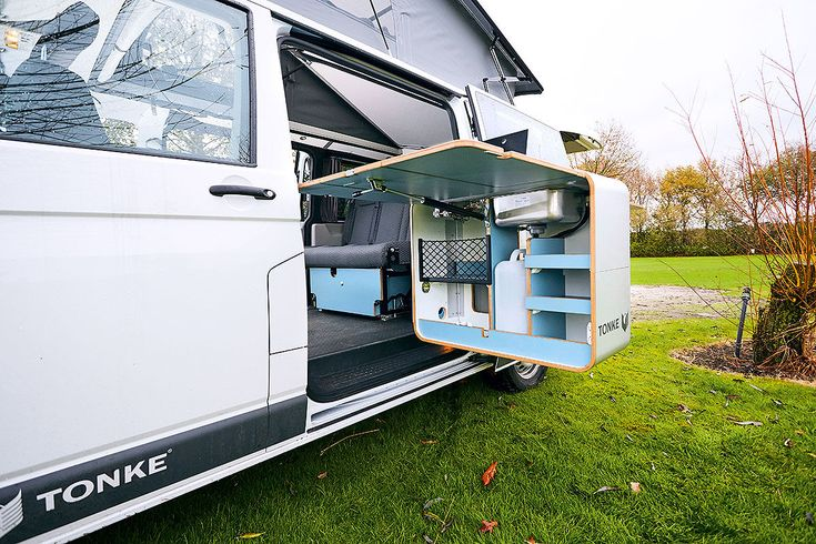 10 best Auto images on Pinterest Campers, Caravan and Mobile home - küche folieren anleitung