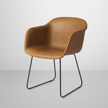 Muuto Fiber Chair Sled Base : Surrounding Australia